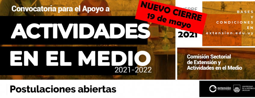 Actividades en el Medio 2021-2022